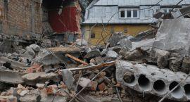 Zakład Gospodarki Mieszkaniowej wyburza budynki - pustostany
