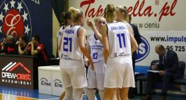 Przegrana w Toruniu. W ćwierćfinale AZs zagra z Wisłą
