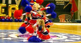 Taniec, rywalizacja i dopingowanie - Warta pokazała Gorzowowi cheerleading