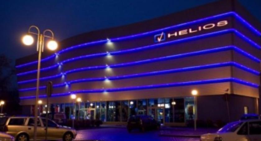 Kino, Repertuar Helios Radom(07 2017) - zdjęcie, fotografia