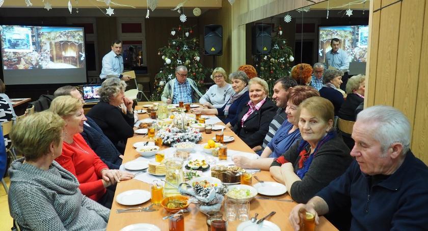 Informacje  z Wolanowa i okolic, Spotkanie Noworoczne Uniwersytetu Wieku [FOTO] - zdjęcie, fotografia