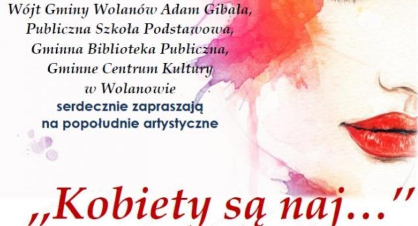 """Informacje  z Wolanowa i okolic, """"Kobiety naj…"""" Wolanowie - zdjęcie, fotografia"""