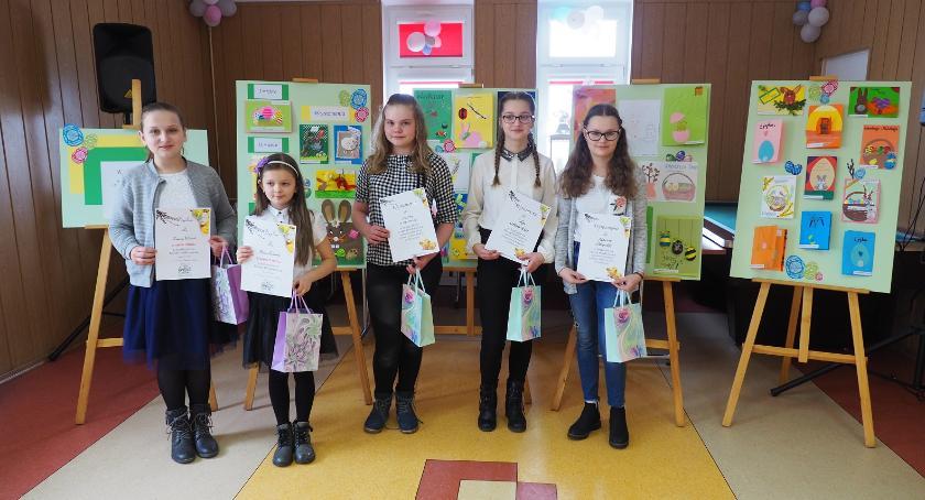 Informacje  z Wolanowa i okolic, Rozstrzygnięcie Konkursu Kartkę Wielkanocną - zdjęcie, fotografia