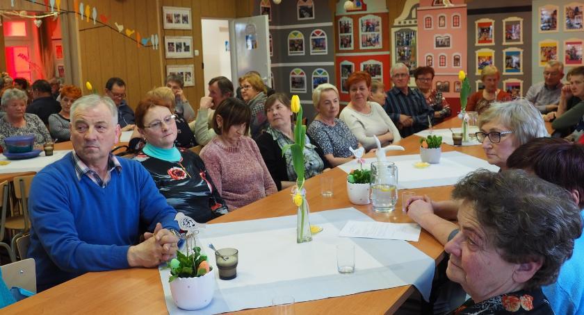 Informacje  z Wolanowa i okolic, Spotkanie Uniwersytetu Wieku - zdjęcie, fotografia