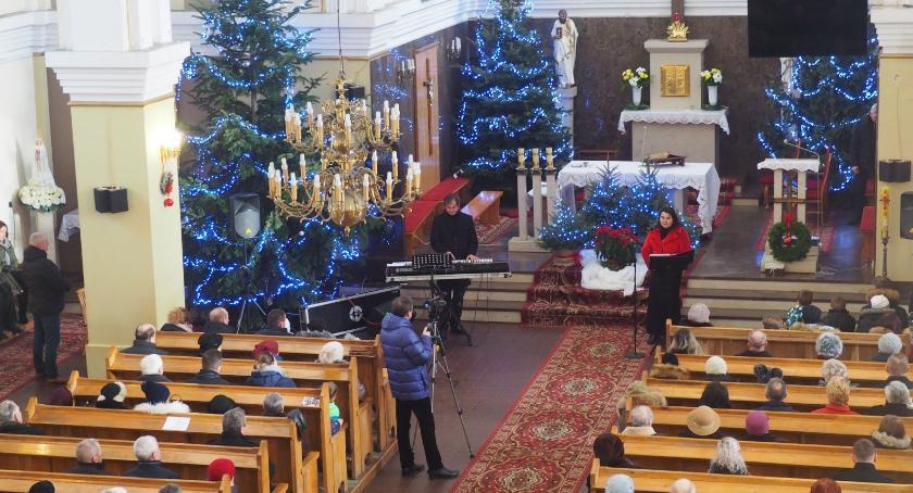 Informacje  z Wolanowa i okolic, Koncert Noworoczny Wolanowie - zdjęcie, fotografia
