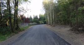Droga Bieniędzice-Zabłocie przebudowana