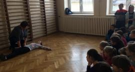 Dzieci uczyły się pierwszej pomocy