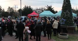 Mieszkańcy gminy Wolanów na spotkaniu wigilijnym [FOTO]