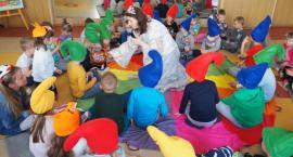 Światowy Dzień Książki z przedszkolakami