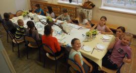 Warsztaty dekorowania stołu w Bieniędzicach