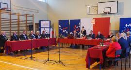 Zaprzysiężenie nowego wójta i rady gminy