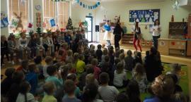 Spotkanie z bajką w przedszkolu w Wolanowie
