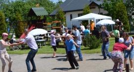 Impreza integracyjna WTZ w Młodocinie Większym