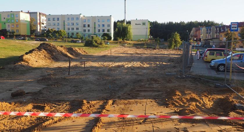 Rada miasta, Buduje skwer Andersa - zdjęcie, fotografia
