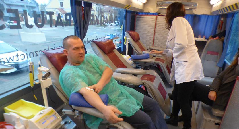 Szpital - zdrowie, Problem krwiodawstwem - zdjęcie, fotografia