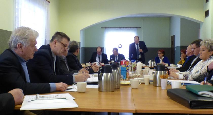 Rada gminy, Konieczny remont ujęć gminie Siemiatycze - zdjęcie, fotografia