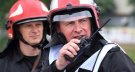 998 -Strażacy w akcji