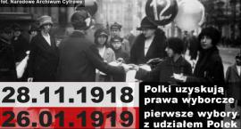 100 lat praw wyborczych kobiet