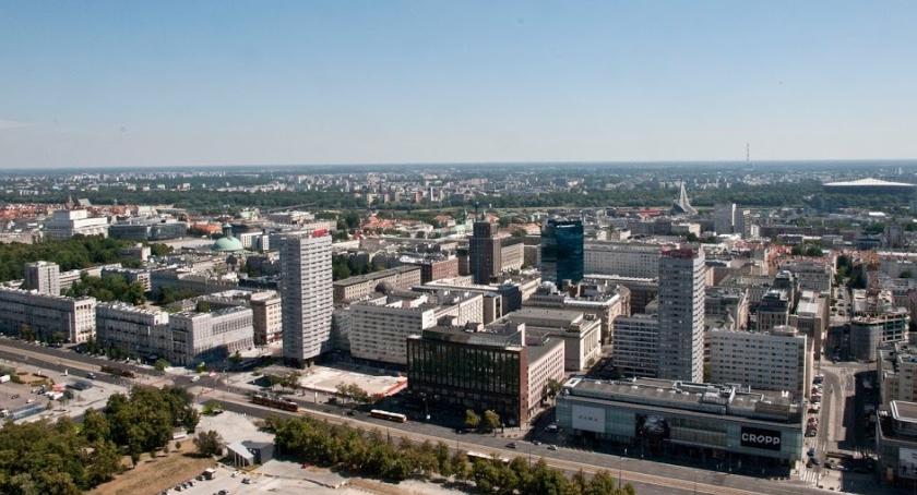 Bezpieczeństwo, Warszawie