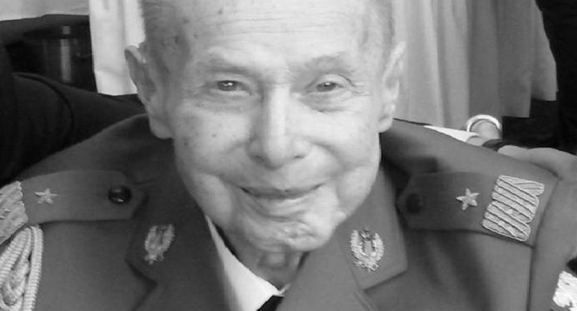Historia Warszawy, Zmarł Janusz Brochwicz Lewiński - zdjęcie, fotografia