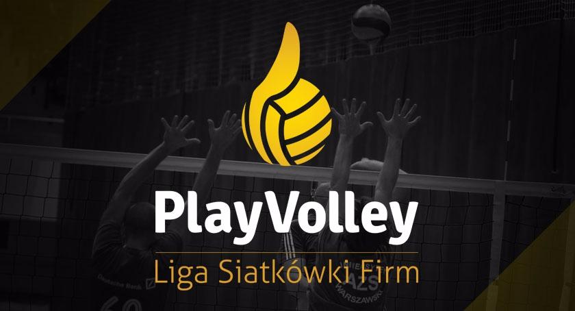 Siatkówka, Arena Ursynów centrum amatorskiej siatkówki Rusza sezon PlayVolley! - zdjęcie, fotografia