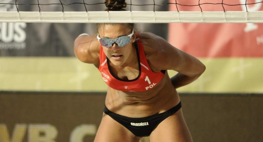 Siatkówka, Beach Volleyball World finał - zdjęcie, fotografia