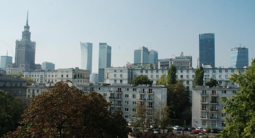 Polityka, Dzielnica gminą - zdjęcie, fotografia