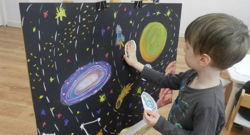 Edukacja, Kosmiczne podróże Piccolo Leonardo - zdjęcie, fotografia
