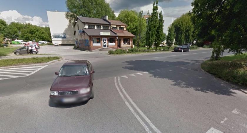 Wypadki, Potrąciła letnia dziewczynkę uciekła miejsca wypadku - zdjęcie, fotografia