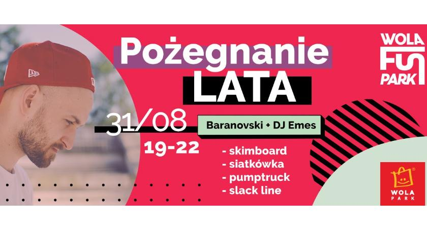Koncerty - muzyka - płyty , Pożegnanie Parku - zdjęcie, fotografia