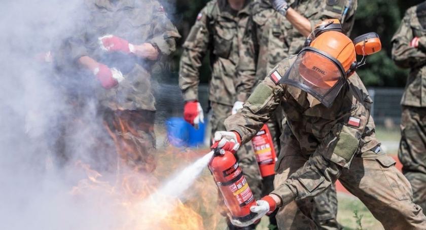 Edukacja, Szkolenie kryzysowe Terytorials - zdjęcie, fotografia