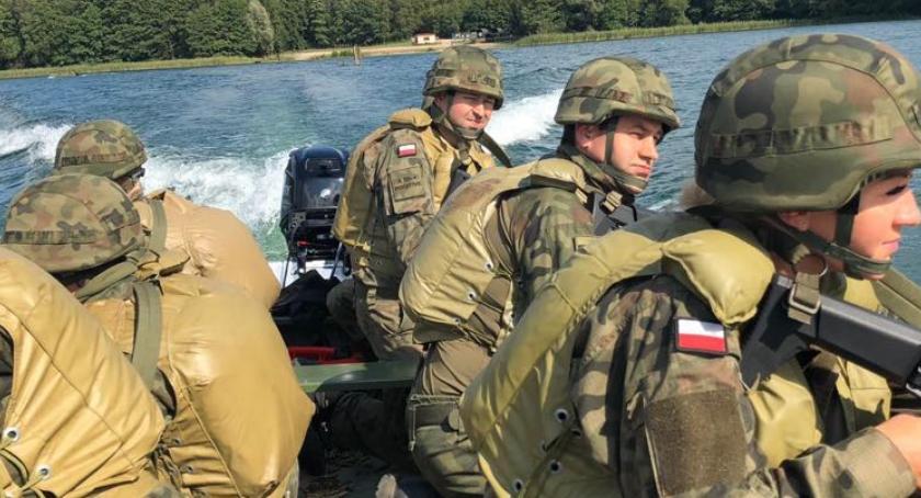 , Kolejne szkolenie zintegrowane mazowieckich Terytorialsów - zdjęcie, fotografia