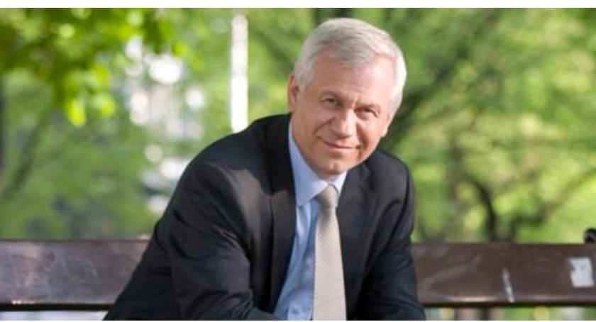Wywiady, Naród nadzieją Rozmowa Marszałkiem Markiem Jurkiem - zdjęcie, fotografia