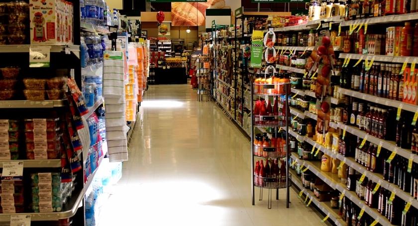 Handel i usługi, Jutro sklepy czynne krócej! - zdjęcie, fotografia