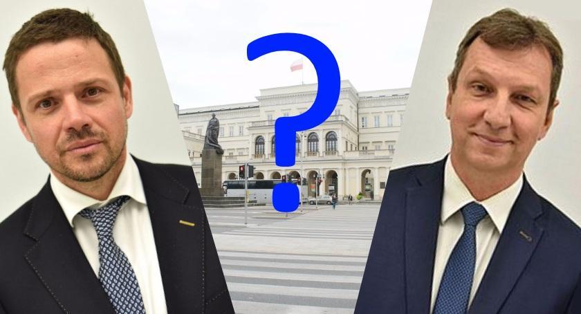 Wybory samorządowe 2018, kandydatem Prezydenta Warszawy - zdjęcie, fotografia