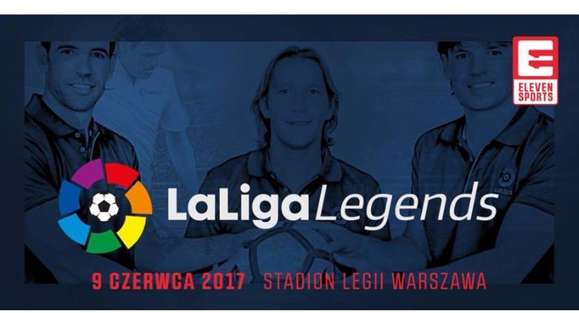 Piłka nożna, LaLiga Legends Poland czyli wyjątkowy legend piłkarskich - zdjęcie, fotografia