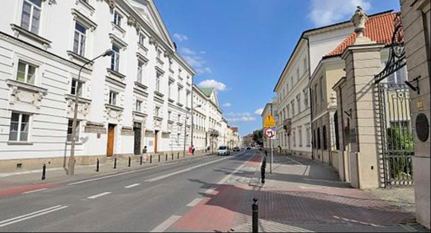 Inwestycje, Przetarg remont Miodowej placu Krasińskich - zdjęcie, fotografia