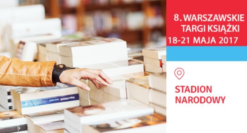 Publikacje - książki - felietony, Trwają Warszawskie Targi Książki Narodowym - zdjęcie, fotografia
