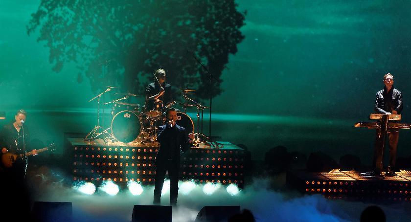 koncert Depeche Modew Warszawie zdjęcia