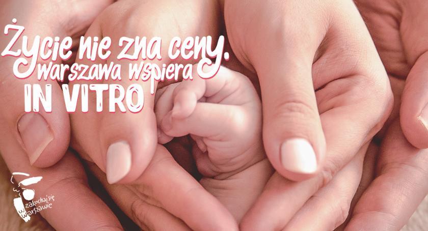 Samorząd, Warszawa dofinansuje vitro - zdjęcie, fotografia