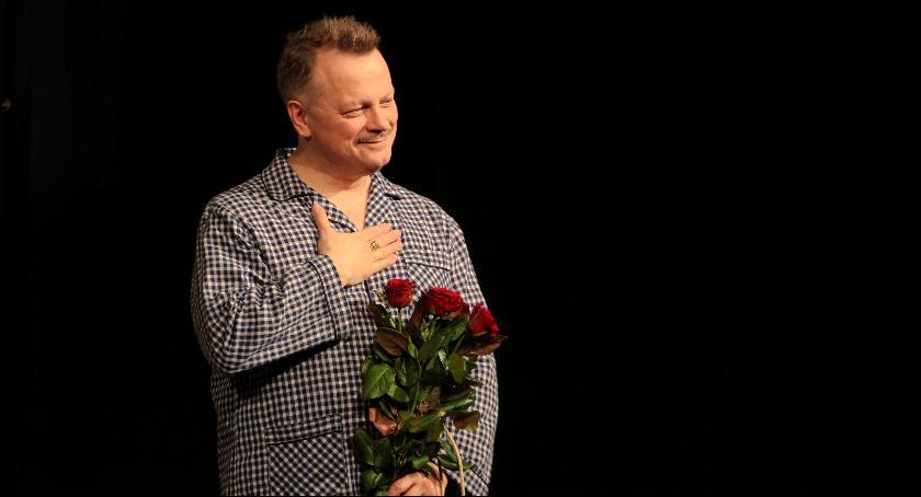 Wywiady, Aktorstwo było zawodem którym marzyłem Piotrem Szwedesem rozmawia Rafał Dajbor - zdjęcie, fotografia