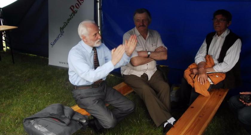 Wywiady, Rząd nadziei którym bardzo posiwiałem Rozmowa Gabrielem Janowskim - zdjęcie, fotografia