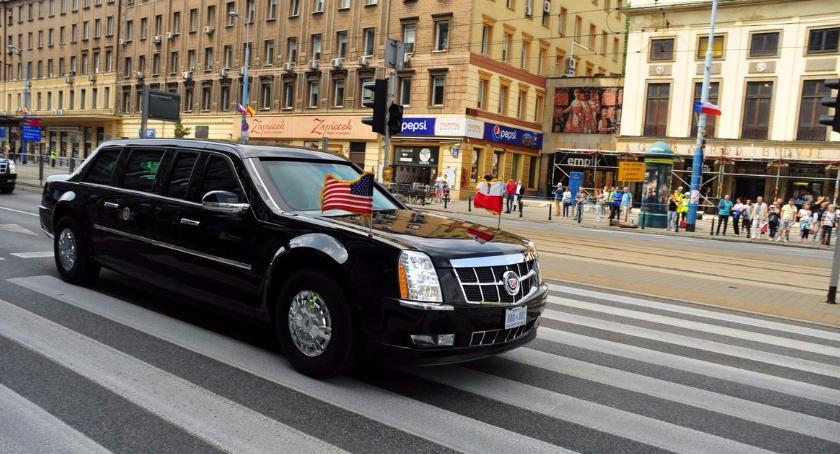 Drogi, Trump Warszawie stolica opustoszeje podobnie podczas wizyty Obamy - zdjęcie, fotografia
