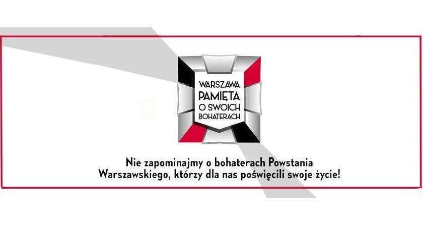 Historia Warszawy, Warszawa pamięta swoich bohaterach - zdjęcie, fotografia