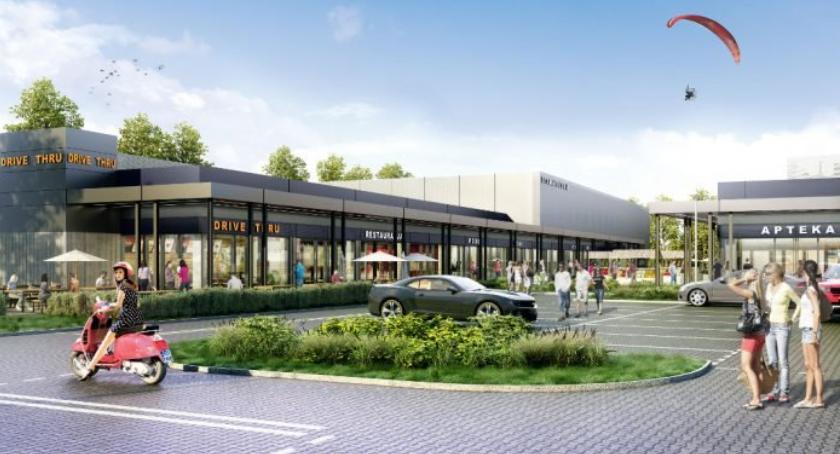 Inwestycje, Wilanów zyska kolejne centrum handlowe - zdjęcie, fotografia
