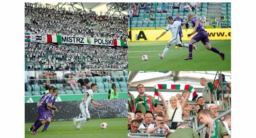 Legia Warszawa, Królewscy trzema punktami zwycięskim meczu Sandecją Sącz - zdjęcie, fotografia