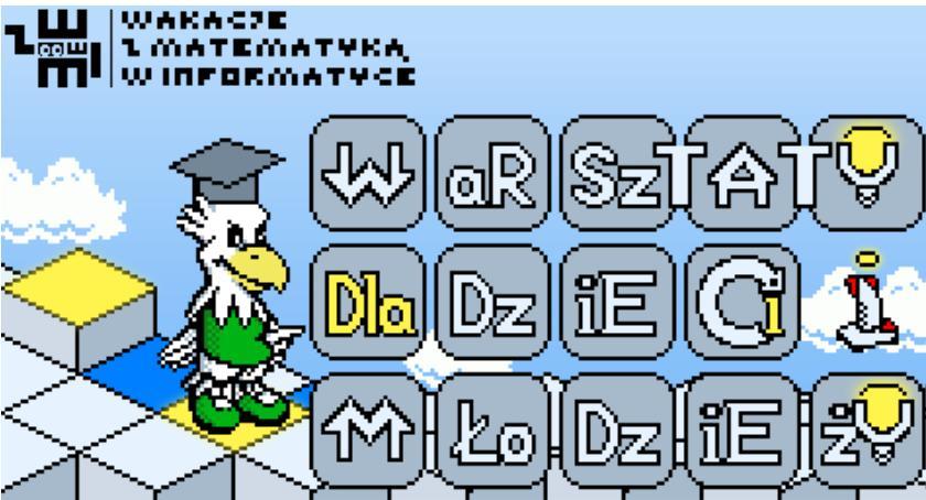 Edukacja, Wakacje matematyką informatyce [BEZPŁATNE WARSZTATY DZIECI] - zdjęcie, fotografia