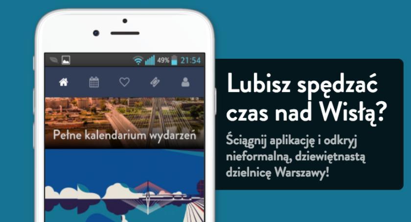 Kluby, Wszystko dzieje Wisłą teraz jednej aplikacji! - zdjęcie, fotografia