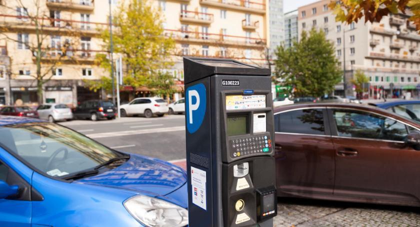 Drogi, Przypominamy poniedziałek płacimy parkowanie! - zdjęcie, fotografia