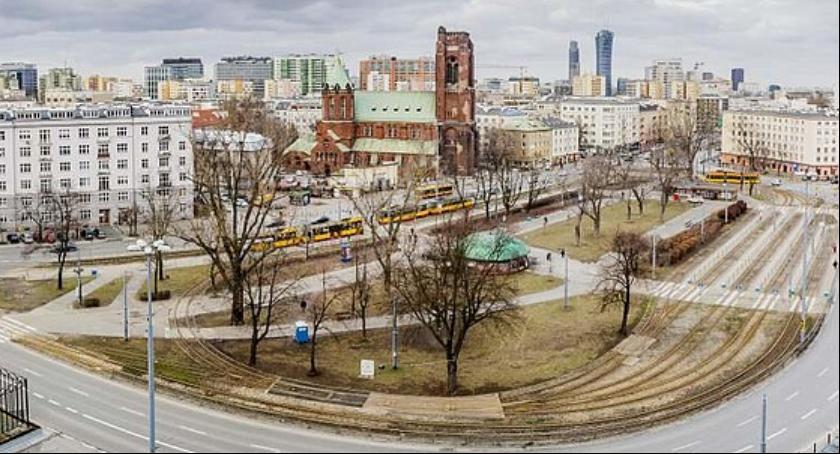 Inwestycje, oblicze placu Narutowicza Wyłoniono wykonawcę - zdjęcie, fotografia